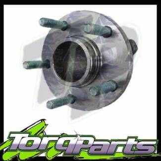 SUIT MAZDA 3 1/04-12/08 WHEEL HUB REAR WITH BEARING NO ABS