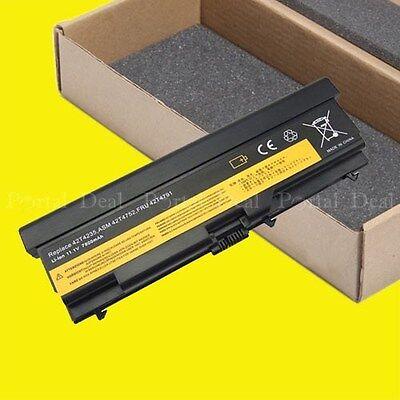 IBM 9 Cell Battery For Lenovo Thinkpad T510 T510i T520 T5...