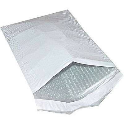 Yens® 250 #0 Poly Bubble Padded Envelopes Mailers 6.5 X 10 fit DVD CD Case