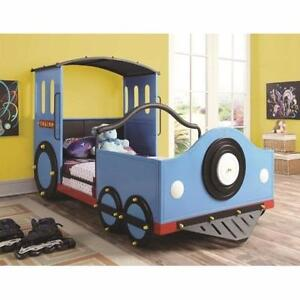 AMAZING TWIN TRAIN BED - TAKE A LOOK AT THIS!!!!