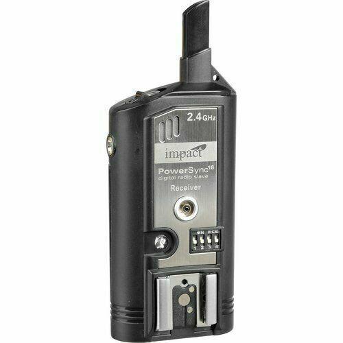 Impact PowerSync16 DC Receiver Free S/H