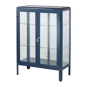 Ikea Fabrikor Glass Cabinet