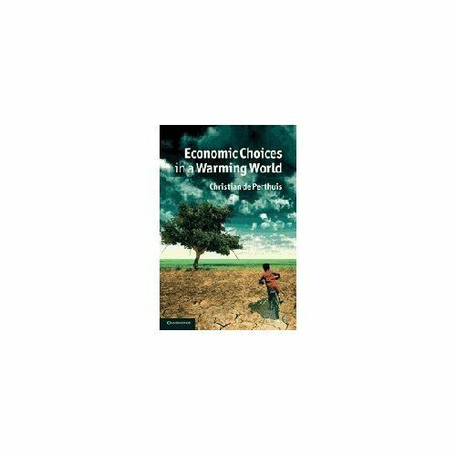 Economic Choices Warming World Christian de Perthuis Hardcover 9781107002562