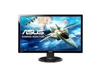 "ASUS VG278HE 3D 144Hz 27"" Gaming Monitor 1080p"