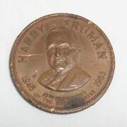 Harry Truman Coin