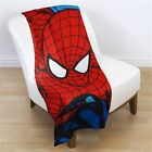 Spiderman Pictorial Blankets