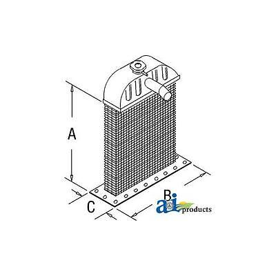 351878r93 New Radiator Assembly For Ih Farmall Tractor Cub And Cub Lo-boy