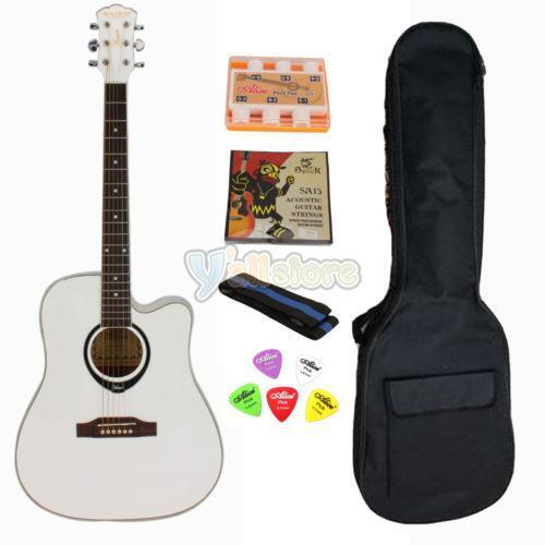 adult acoustic guitar ebay. Black Bedroom Furniture Sets. Home Design Ideas