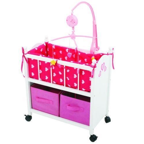 Baby Doll Crib Ebay