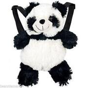 Panda Plush Backpack