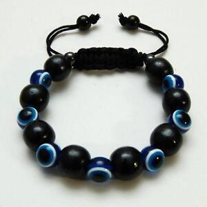 Mens Evil Eye Bracelet