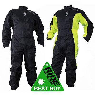 Richa Typhoon 100% Waterproof Motorcycle Over Suit (Ride Best