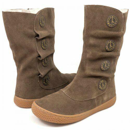 NIB LIVIE & LUCA Shoes Boots Tiempo Taupe Brown Marchita 11 12 13