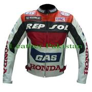 Mens Honda Motorcycle Jacket
