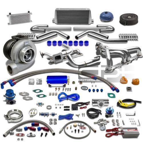 350 Chevy Engine Kit: 350 Small Block Turbo Kit