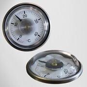 Motorrad Thermometer