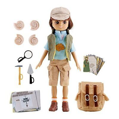 Lottie Fossil Hunter Doll - Lottie Doll