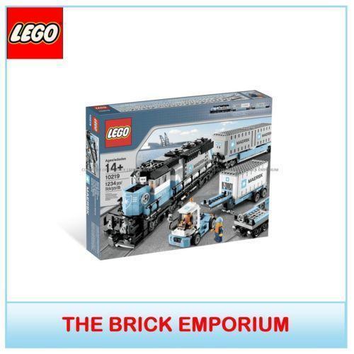 Lego Maersk Train Ebay