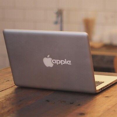 "Retro Apple Symbol Decal Sticker Skin for Apple Macbook Pro & Air 11"" 13"" 15"""