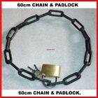 Unbranded Key Bicycle Chain Locks