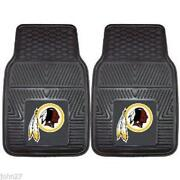 Redskins Floor Mats