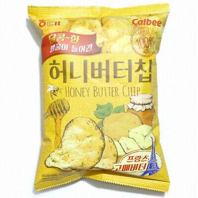 [HAITAI] Honey Butter Chip korean snack 40g K-FOOD