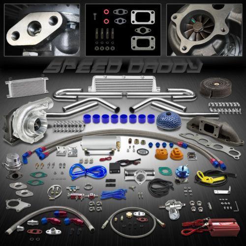 Honda S2000 Supercharger Vs Turbo: Civic SI Turbo Kit