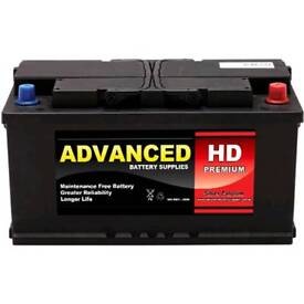 WANTED LARGE VEHICLE BATTERIES THAT ARE NO LONGER USED