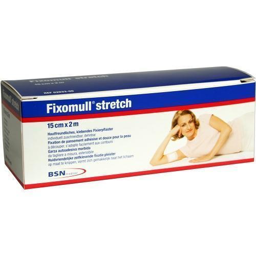 FIXOMULL stretch 15 cmx2 m 1 St