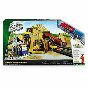 Imaginarium Express Power Rails Gold Mountain Train Set