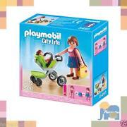 Playmobil Kinderwagen