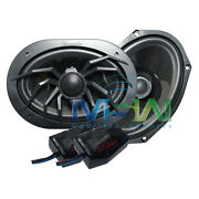 2 Ohm 6x9 Speakers