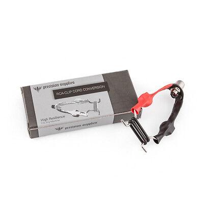 Precision Rca Clip Cord Converter