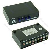 Audio Switch Box
