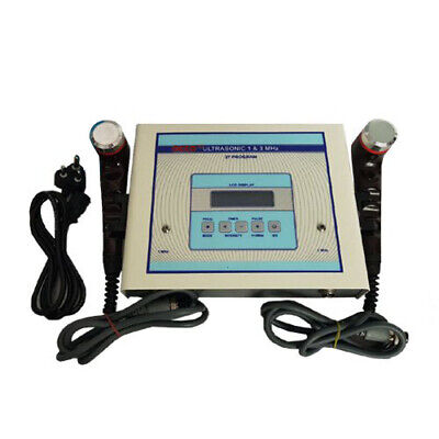 Physiotherapy Ultrasound Therapy Unit 1mhz 3mhz For Pain Relief