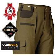 Green Goretex Trousers