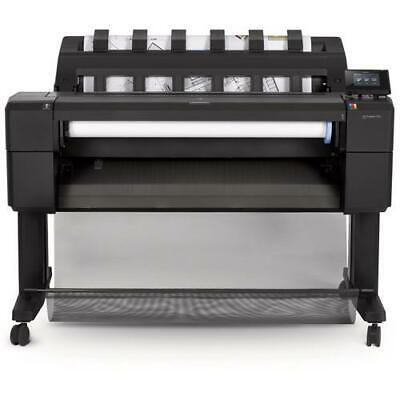 Hp Designjet T930 36-inch Postscript Color Wide Format Printer