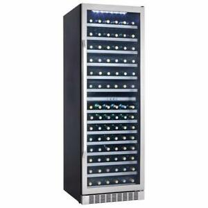 Wine cellar by Danby, 146-bottle capacity, dual temperature zones
