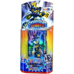 Brand New Skylanders Lightcore - Legendary CHILL