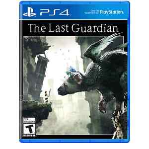 New The Last Guardian