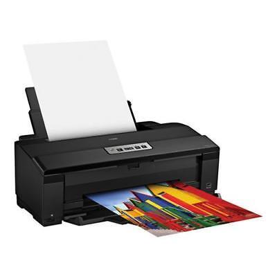 Epson Artisan 1430 Inkjet Printer, Silver/Black #C11CB53201
