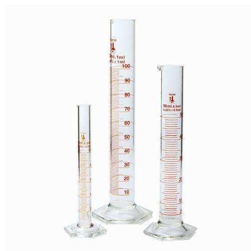 Calibrated Glass Tube