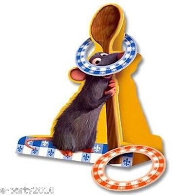 Ratatouille Birthday Party - RATATOUILLE RING TOSS GAME ~ Birthday Party Supplies Decorations Centerpiece