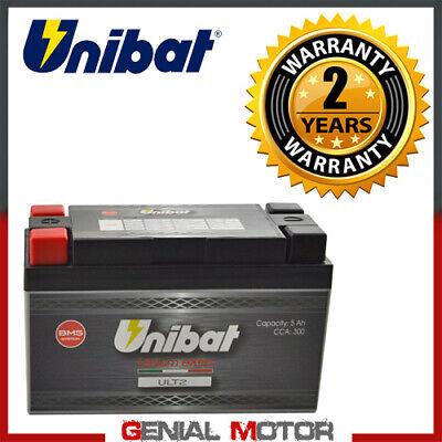 Bateria de litio Unibat ULT2 300A para Aprilia Moto 6.5 1995 ></noscript>...