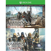 Xbox One 500gb with game  Brand new sealed box  Game: Assassin'
