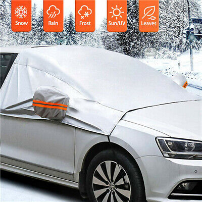 Blackspur Sun Ice Windscreen Protector Cover Snow Frost Shield Shade Dust UK