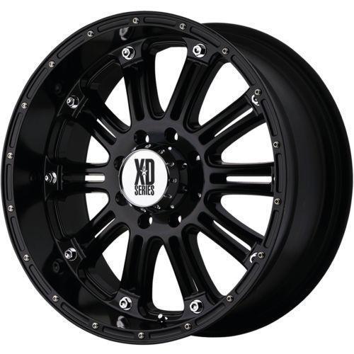XD Hoss: Wheel + Tire Packages   eBay