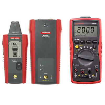 Amprobe At-6010kit Advanced Wire Tracer Kit With Am-530 Multimeter