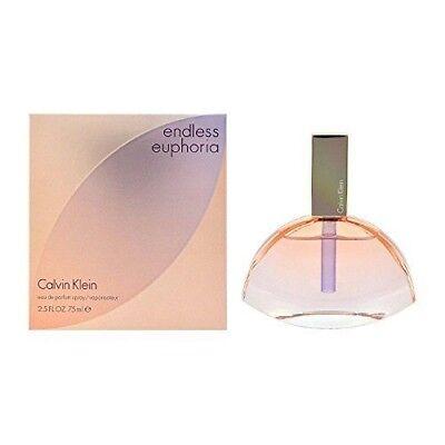 Endless Euphoria by Calvin Klein 2.5 oz EDP Perfume for Women New In Box