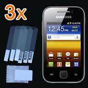 Samsung Galaxy Y Screen Protector